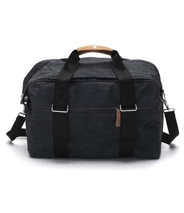 Weekender | washed black