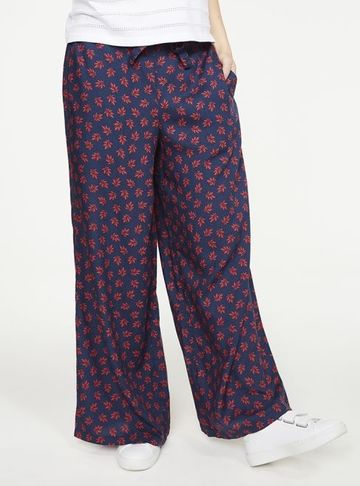 Janka Full Palm -trousers | navy