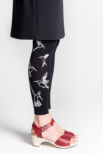 Kolibri leggings | black