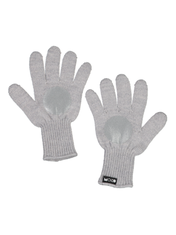 Kuu touch screen gloves | metal