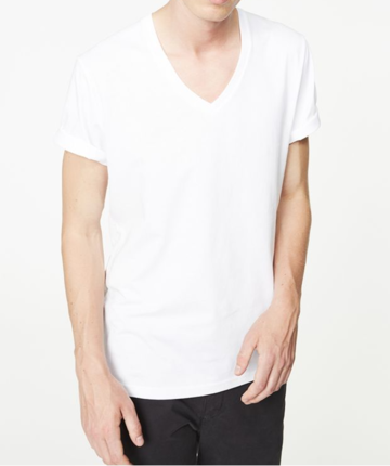 Charlie t-shirt | white