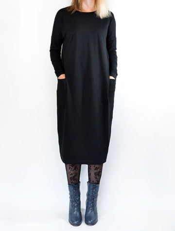 Daria dress | black
