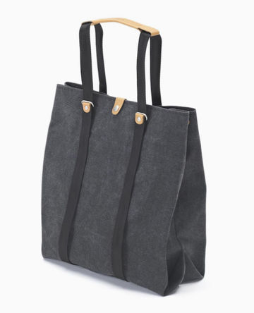Shopper | washed black