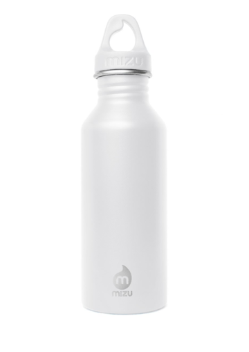 M5 stainless steel bottle 530ml  | enduro white