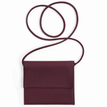 Jemma purse | burgundy
