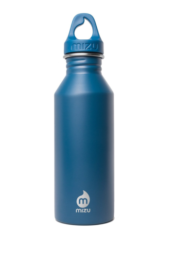 M5 stainless steel bottle 530ml  | enduro blue