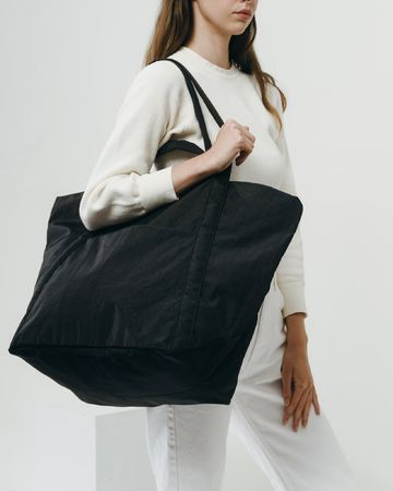 Travel cloud bag | black