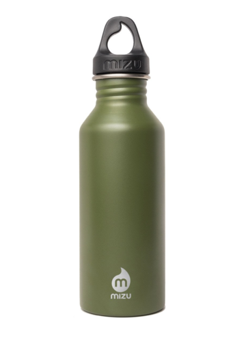 M5 stainless steel bottle 530ml  | enduro army green