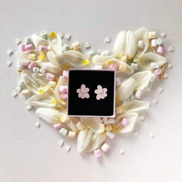 Pakahdus earrings | pink