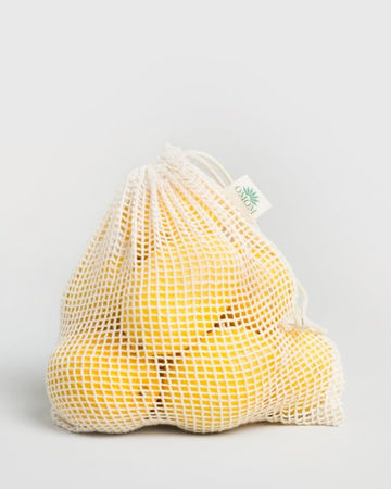 Reusable fruit pouch S