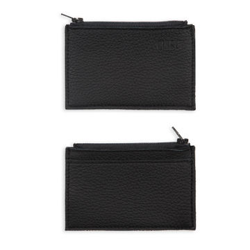 Coin & Card purse | black