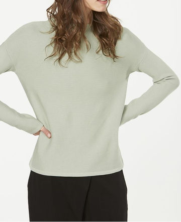 Medine sweater | pale green