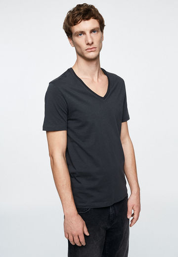 Chaarlie t-shirt | acid black