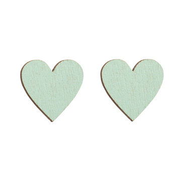Sydän earrings | mint