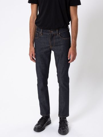 Grim Tim jeans | dry true navy