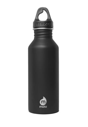 M5 stainless steel bottle 530ml  | enduro black