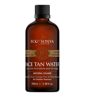 Face tan water | itseruskettava kasvovesi 100 ml