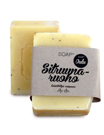 Soap bar | sitruunaruoho