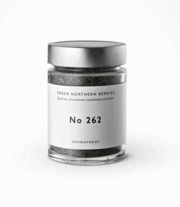 Northern berries | green tea nro 262 JAR