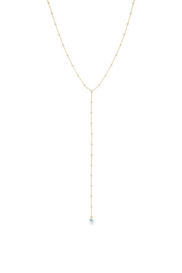 Cecile necklace | gold