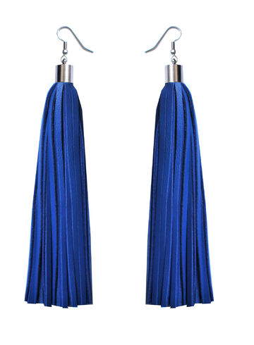 Bright New Dawn earrings | blue