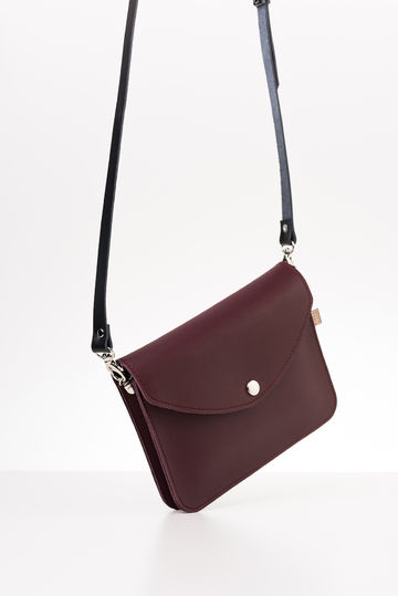 Armi small handbag | wine