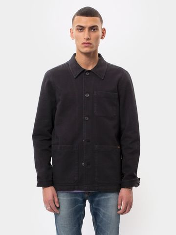 Barney worker jacket | black