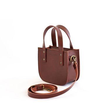 ISABEL small bag | brown