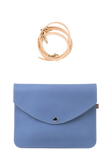 Armi large handbag | blue