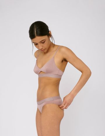 Lite bikini briefs 2-pack | dusty rose