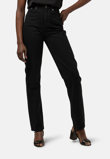 Relax Rose jeans | black