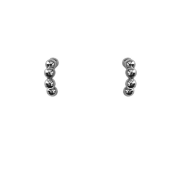 Damia earrings | silver