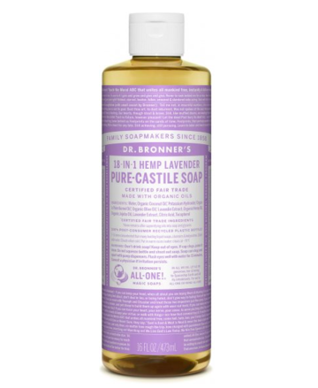 18-in-1 liquid soap 475ml | lavender