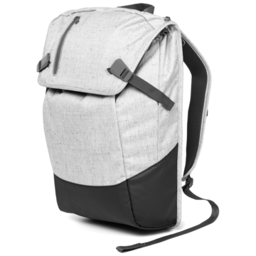 Daypack reppu | bichrome steam harmaa