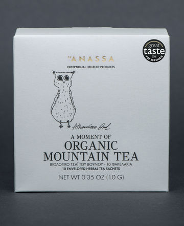 Luomupussitee | mountain tea