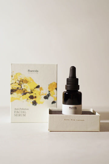 Anti-Pollution facial serum
