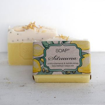Soap bar | sitruuna