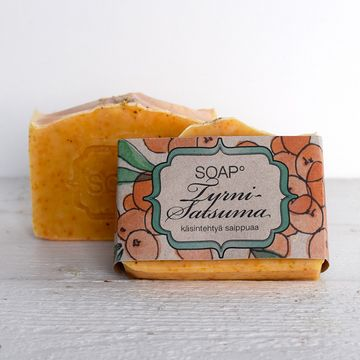 Soap bar | tyrni-satsuma