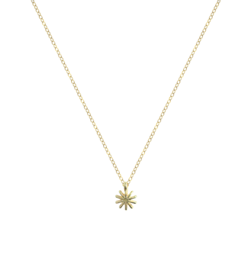 Issa necklace | gold
