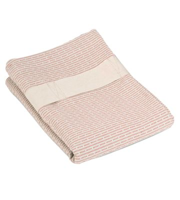 Hand & Hair towel | toc stone rose