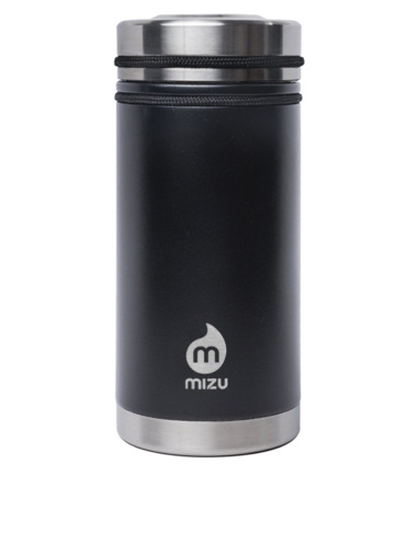 V5 stainless steel container 450ml  | enduro black