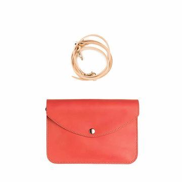 Armi small handbag | bright red
