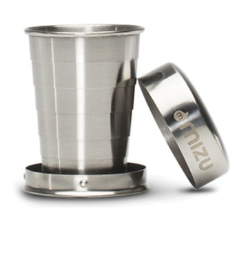 Shot glass stainless steel