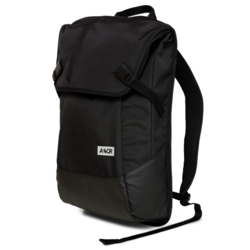 Daypack reppu | proof black musta