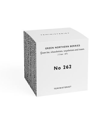 Northern berries | organic green tea nro 262 BOX