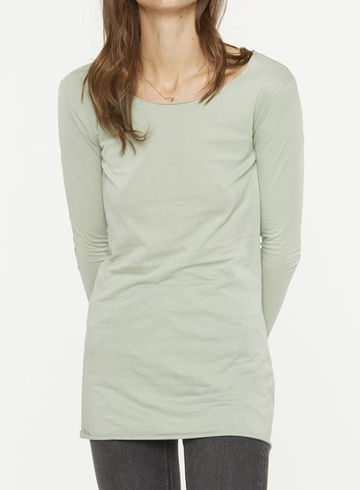 Eve long sleeve | pale green