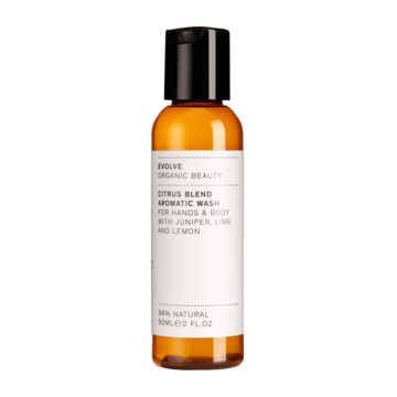 Citrus Blend aromatic wash | vartalonpesuaine matkakoko 50 ml