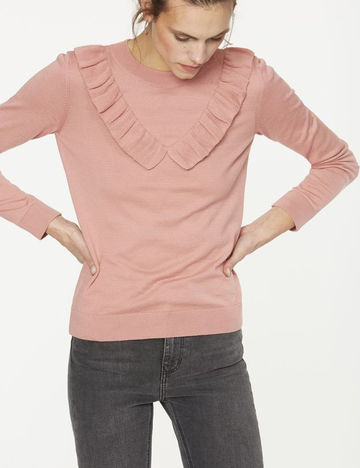 Ranita sweater | peach