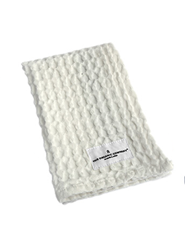 Big waffle kitchen and wash cloth | white