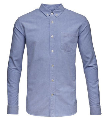 Button Down Oxford Shirt | light blue